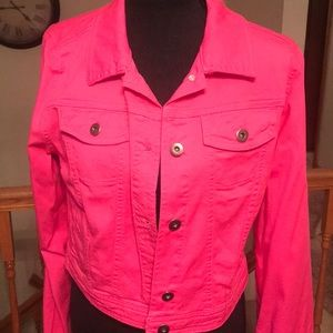 Size Large hot pink